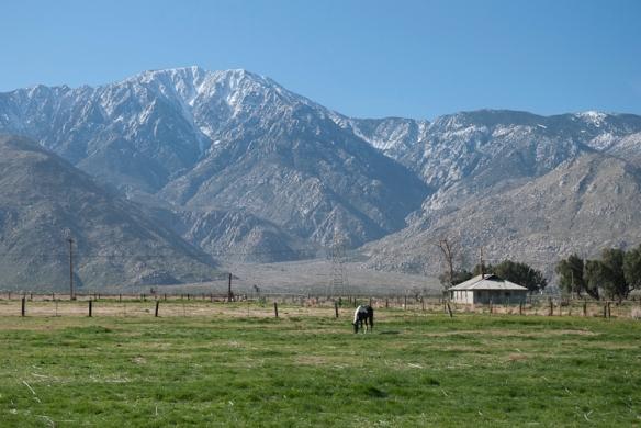 San Jucenito Mountains