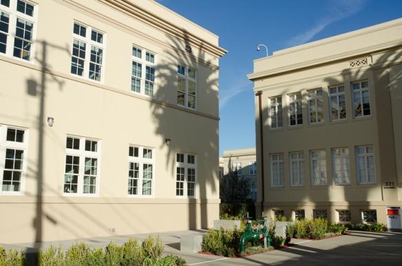Chapman Univ. New Building